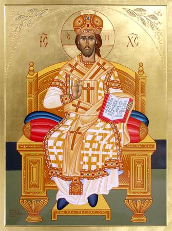 Isus Christos - Veľkňaz pravoslávnej Cirkvi
